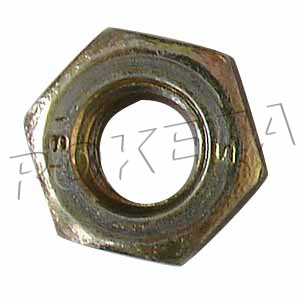 PART 06: GK-17K HEX BOLT, HEADLIGHT