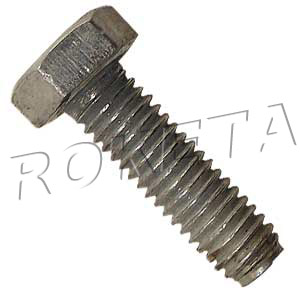 PART 47: GK-17K HEX BOLT, AXLE PROTECTOR 2