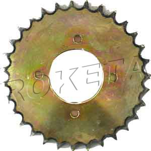 PART 02-18: GK-19 REAR SPROCKET