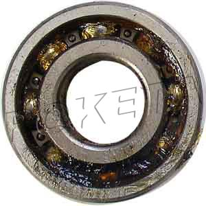 PART 17: GK-19 BEARING 2, FRONT WHEEL