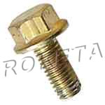 PART 01-04: GK-19 HEX FLANGE BOLT, THROTTLE PEDAL PAD
