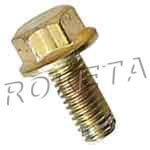PART 02-05: GK-19 HEX FLANGE BOLT, BRAKE PEDAL PAD