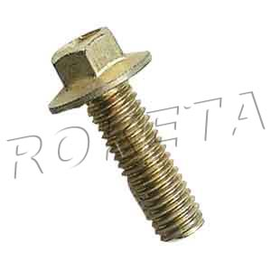 PART 03: GK-19 HEX FLANGE BOLT, REDIRECTOR HOLDING PIECE