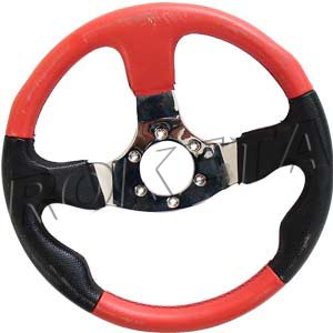 PART 06-08: GK-19 STEERING WHEEL