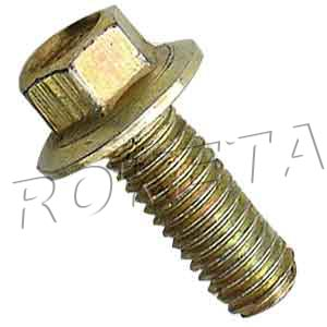 PART 06-09: GK-19 HEX FLANGE BOLT, GIMBAL