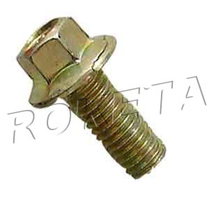 PART 10-04: GK-19 HEX FLANGE BOLT 1, FRONT CALIPER
