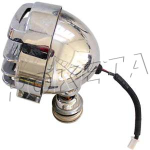 PART 08-2: GK-25 HEADLIGHT