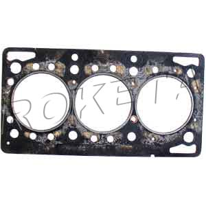 PART 30: GK-25 CYLINDER HEAD GASKET