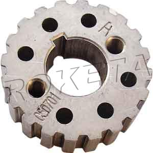 PART 64: GK-25 TIMING GEAR CRANKSHAFT