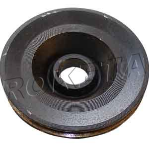 PART 69: GK-25 BELT PULLEY, CRANKSHAFT