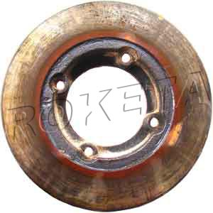 PART 16: GK-25 REAR BRAKE DISC