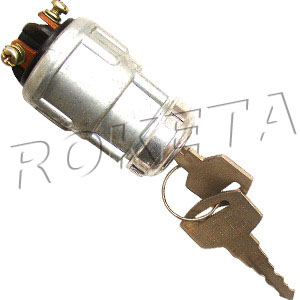PART 10: GK-28 IGNITION SWITCH w/ KEYS