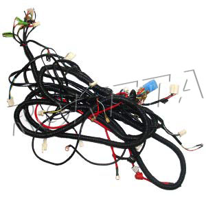 PART 32: GK-28 WIRING HARNESS