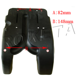 PART 10: GK-28 REAR AXLE PROTECTOR BOARD