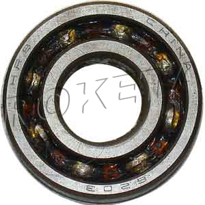 PART 14-02: GK-28 BEARING 1, FRONT WHEEL