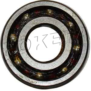 PART 14-03: GK-28 BEARING 2, FRONT WHEEL