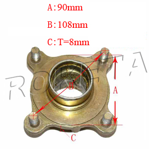 PART 14-05: GK-28 FRONT WHEEL BRACKET