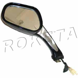PART 04: GK-29 LEFT REAR MIRROR