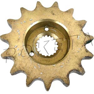 PART 04: GK-29 FRONT SPROCKET 530/15