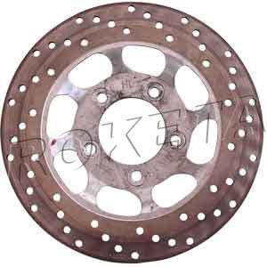 PART 23: GK-29 REAR BRAKE DISC