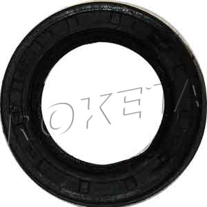 PART 14-01: GK-29 OIL SEAL 1, FRONT WHEEL
