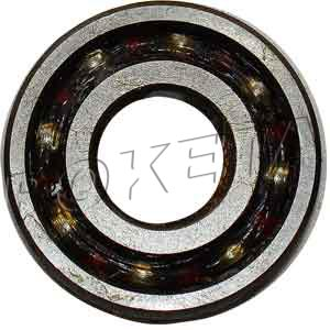 PART 14-03: GK-29 BEARING 2, FRONT WHEEL