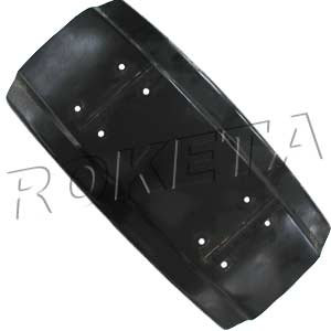 PART 10: GK-31 REAR WHEEL FENDER