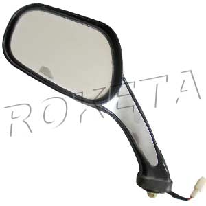 PART 06: GK-31 LEFT REAR VIEW MIRROR