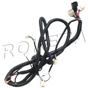 PART 07: GK-31 WIRING HARNESS 1