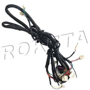 PART 08: GK-31 WIRING HARNESS 2