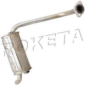 PART 07: GK-31 EXHAUST ASSEMBLY