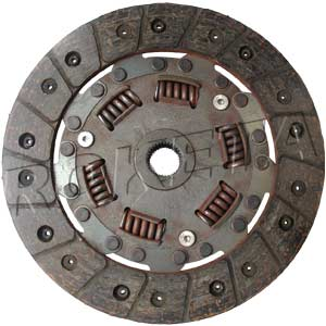 PART 17: GK-31 CLUTCH FRICATION PLATE