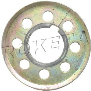 PART 50: GK-31 GASKET, CRANKSHAFT TIMING GEAR