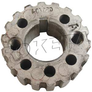 PART 51: GK-31 CRANKSHAFT TIMING GEAR