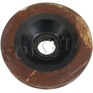 PART 55: GK-31 CRANKSHAFT BELT PULLEY