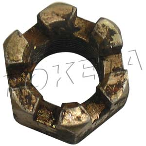 PART 06: GK-31 HEX CONCAVE NUT M16x1.5