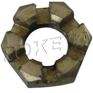 PART 19: GK-31 HEX CONCAVE NUT M18x1.5