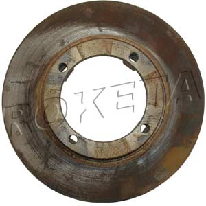 PART 23: GK-31 REAR BRAKE DISC