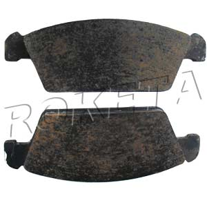 PART 01-10: GK-31 REAR BRAKE PADS