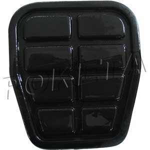 PART 09-02: GK-31 CLUTCH PEDAL COVER