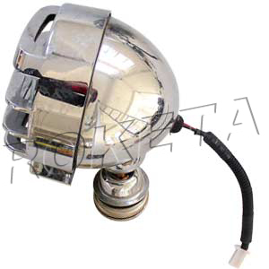 PART 08-02: GK-32 HEADLIGHT
