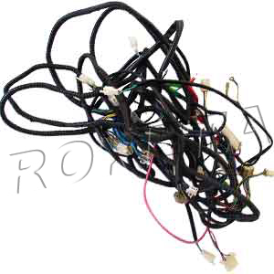 PART 27-01: GK-32A WIRING HARNESS (EFI)