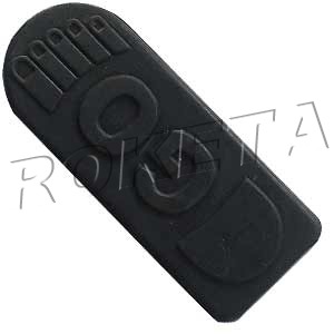 PART 02-01: GK-37 THROTTLE PEDAL PAD