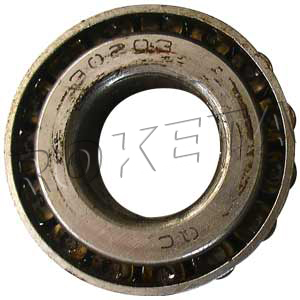 PART 09: GK-39 TAPER BEARING, REAR SWING ARM