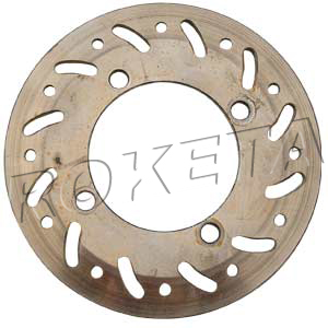 PART 32: GK-39 REAR BRAKE DISC