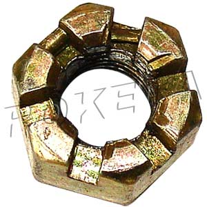 PART 06-02: GK-39 HEX CONCAVE NUT M10x1.25