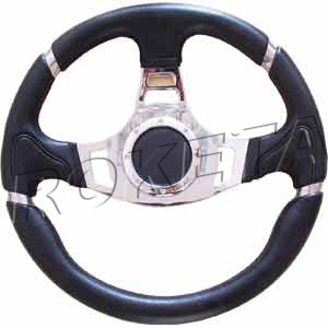 PART 37: GK-40 STEERING WHEEL