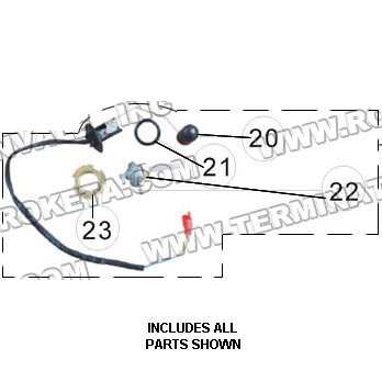 PART 27: MC-02 FUEL SENSOR ASSEMBLY