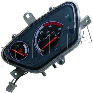 PART 09: MC-02 SPEEDOMETER ASSEMBLY