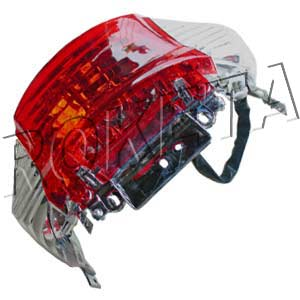 PART 27-1: MC-02 TAIL LIGHT